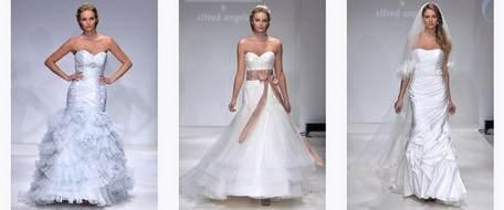 Неделя свадебной моды в Нью-Йорке:Alfred Angelo осень-зима 2012-2013
