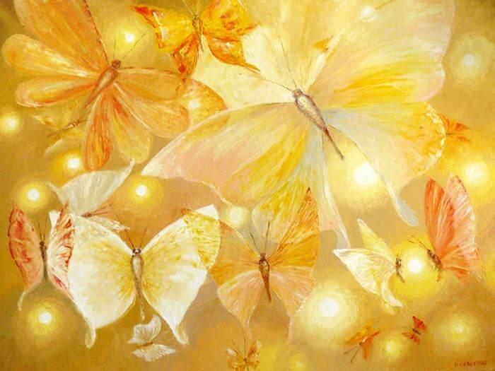 Солнечные картины Danute Virbickiene