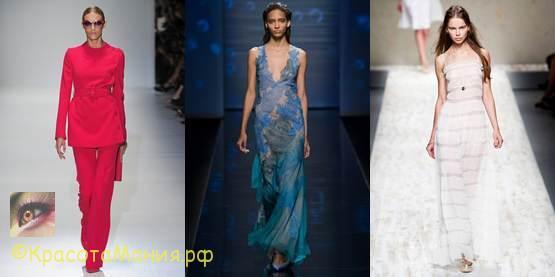 Неделя высокой моды в Милане весна-лето 2013