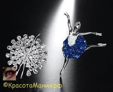 «Балетные» шедевры Van Cleef&Arpels