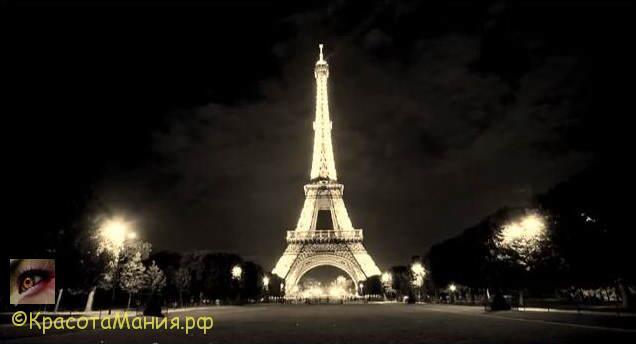 Красивое видео Парижа.Yves Montand — Sous Le Ciel De Paris