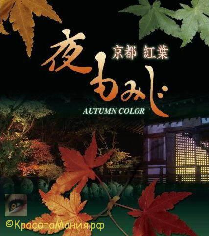 Осенний цвет Киото