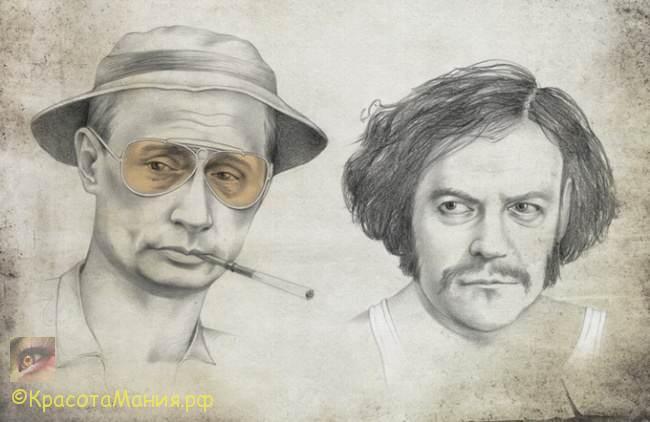 """Выставка """"No politics. Just a Joke"""" Виктории Царьковой"""