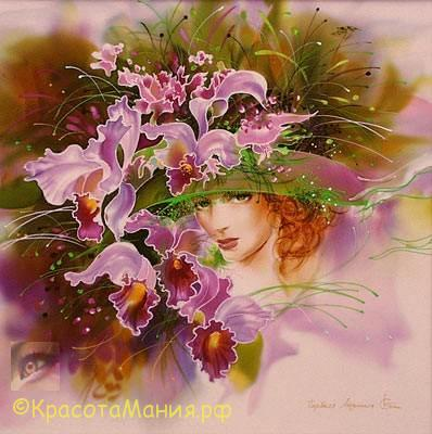 Орхидея-цветок аристократов