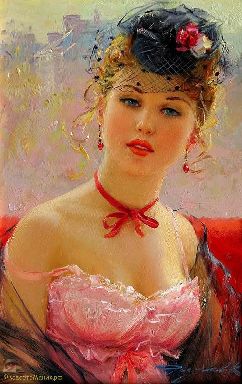 О, эта женщина в дымке вуали-Константин Разумов
