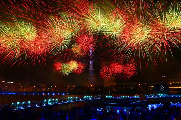 Международный фестиваль «Круг света» 2015