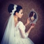 Свадебный макияж пробный