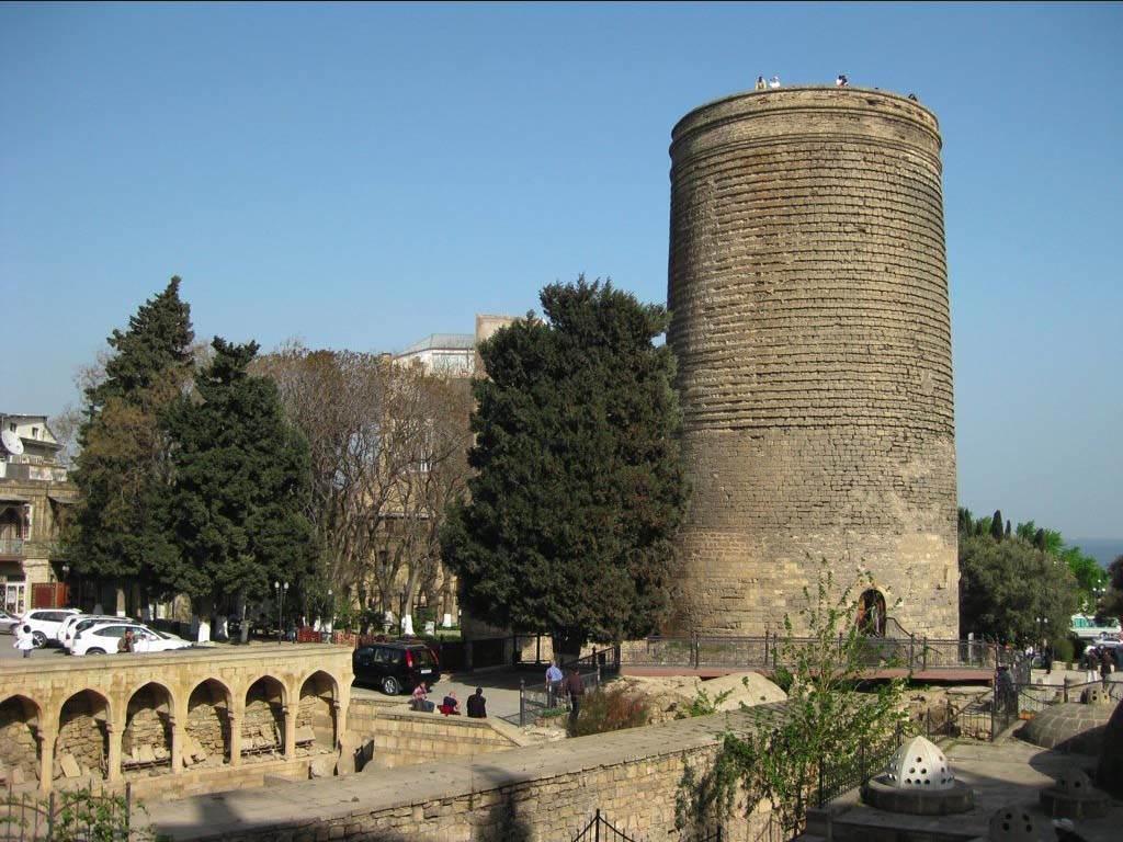 башня девичья
