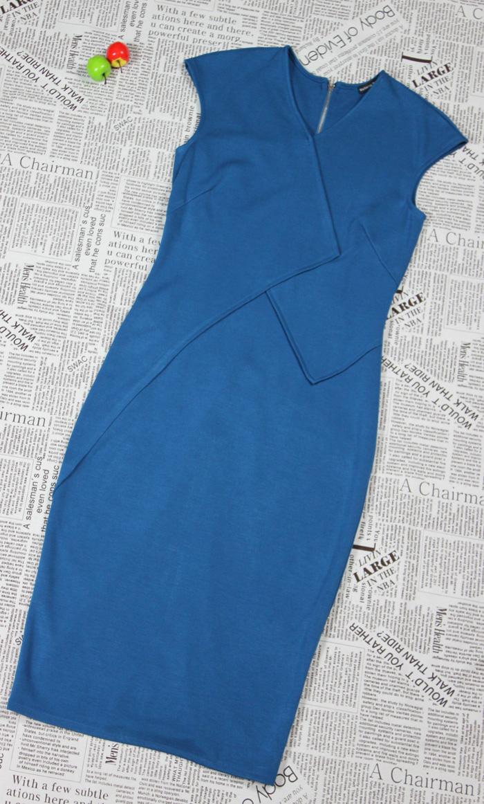 Шьем платья из трикотажа