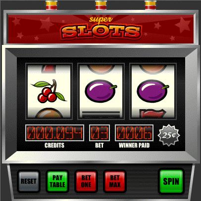 Gioco slot machine on line