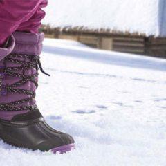 Детская обувь для зимы: правила выбора
