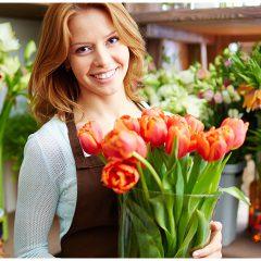 Когда можно заказать цветы с доставкой?