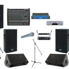 Для чего нужны студийные мониторы?