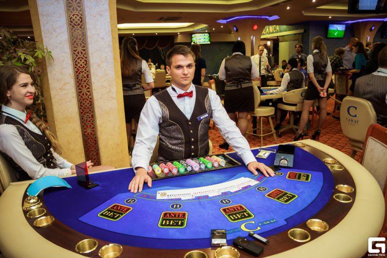 официальный сайт работа в казино россия
