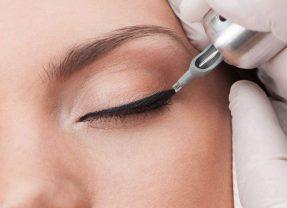 Как выполняют перманентный макияж?