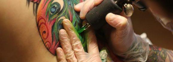 Как правильно делают татуировки?