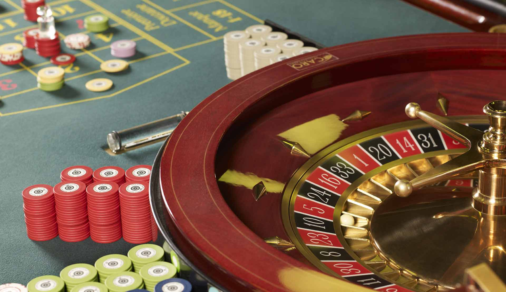 рулетка в казино арго