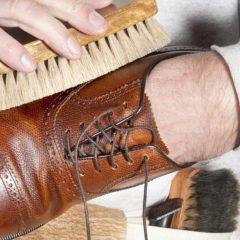 Особенности химчистки обуви