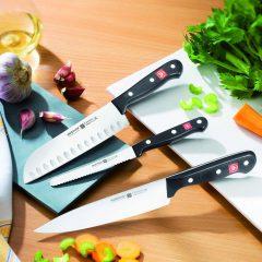 Основные виды ножей