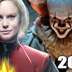 Какие новинки кино ждут в 2019?