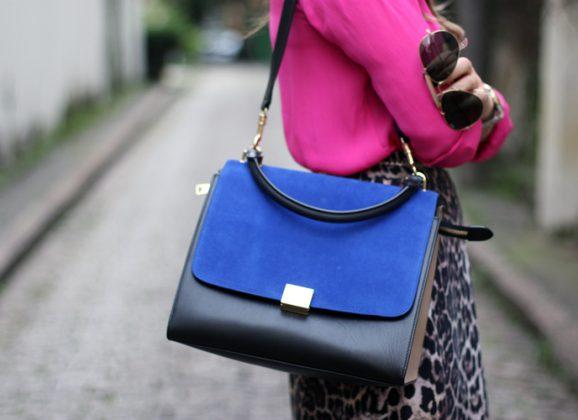Как подобрать женскую сумку к образу?