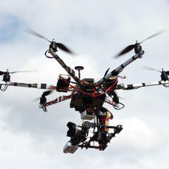 В каких случаях используется аэровидеосъёмка с квадрокоптера?