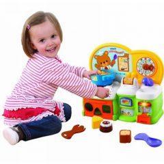 Какую игрушку подарить ребенку на 3 годика?