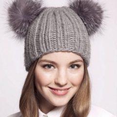 Как выбрать помпон для шапки?