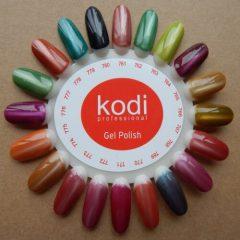 В чём достоинства витражных гель-лаков Kodi Professional?