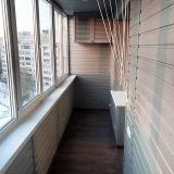 Плюсы заказа балкона под ключ