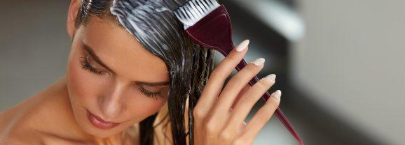 Как наносить краску для волос?
