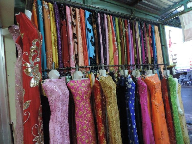 Какую ткань лучше выбрать для платья?